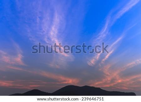 twilight time, good light,after sunset time