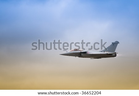 twin engined delta wing highly agile multi role fighter aircraft