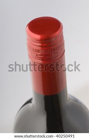 twist off cap wine bottle