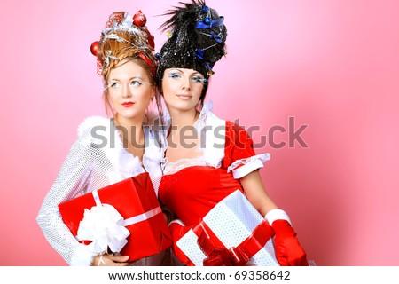Woman Christmas Clothing