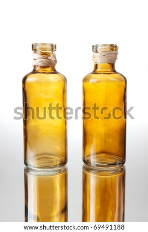 Two Bottles of Home Spa Oils