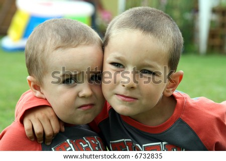 Two brothers - best friends