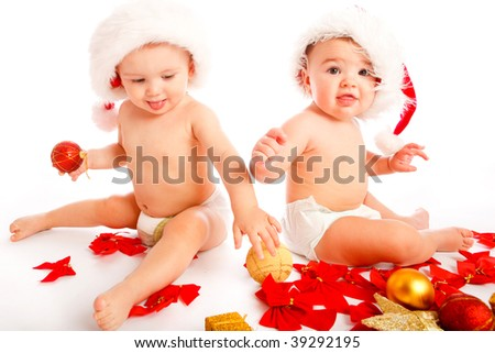 images of babies laughing. Two cute laughing babies