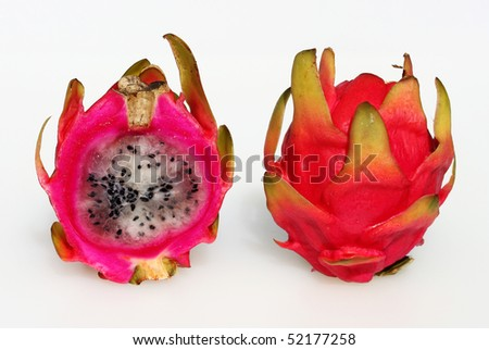 fruit picker how to tell if a dragon fruit is ripe