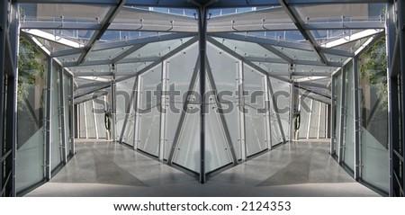 Two hallways