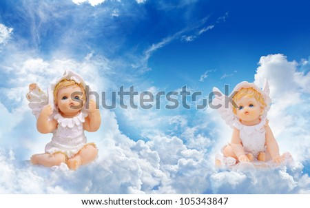 Two little angels