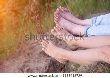 Karen stories foot fetish