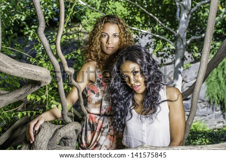 stock-photo-two-sisters-with-two-personalities-strong-and-soft-long-brown-curly-hair-and-long-black-curly-141575845.jpg