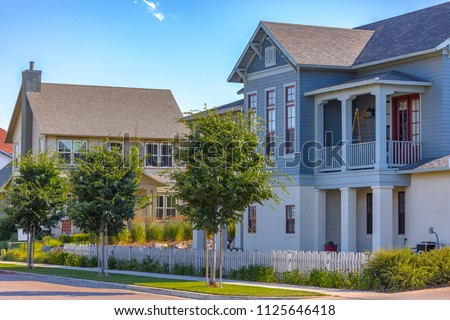 Two story homes in Daybreak Utah near the lake