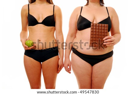 women body shapes. with different ody shapes