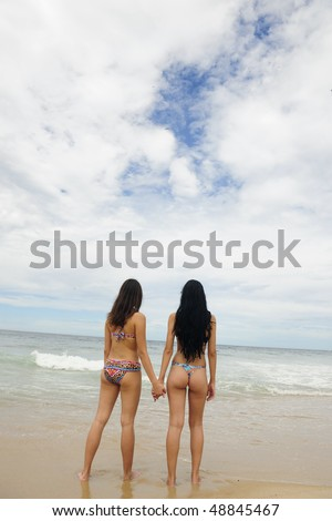 Women Holding Hands Images. two women holding hands on
