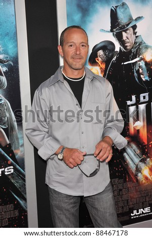 "Ty Holland at the Los Angeles premiere of his new movie ""Jonah Hex"" at the Cinerama Dome, Hollywood. June 17, 2010  Los Angeles, CA Picture: Paul Smith / Featureflash"