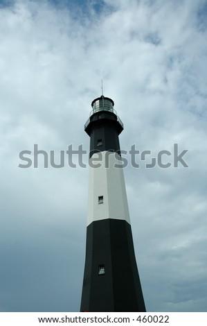 Tybee Island Lighthouse near Savannah, Georgia