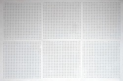 Type of acoustic wall, tiles, in the office, movie theater texture for background and wallpaper pattern