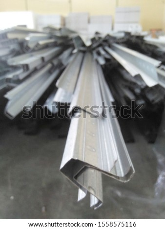 type of construction material from material #1558575116