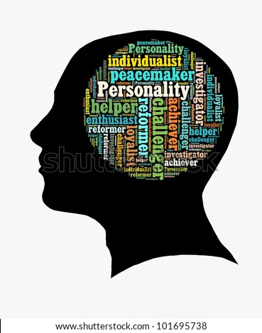 Type Of Personality In Word Collage Stock Photo 101695738 ...