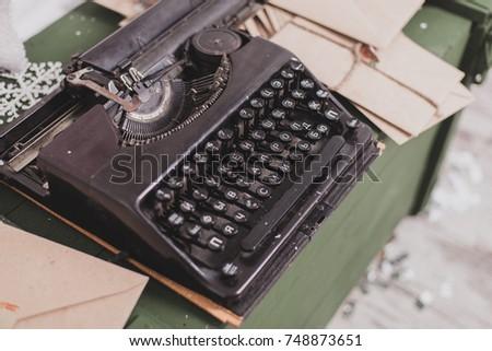 Typewriter #748873651