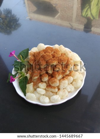 Typical food of Banyumas, Central Java Indonesia Delicious & delicious