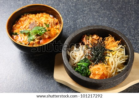 Typical Korean Dishes
