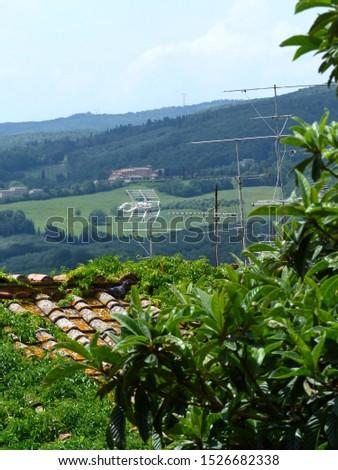 Typical Tuscany landscapes, Tuscany, Italy #1526682338