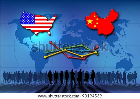 U.S.A. and China: statistics.