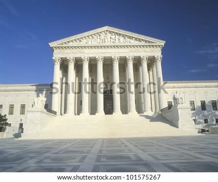 U.S. Supreme Court Building, Washington D.C.