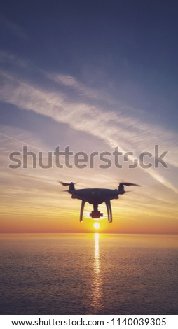 uav drone quadcopter with...