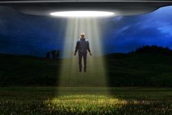 Ufo alien abduction
