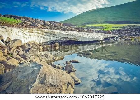 Ughtasar mount lake #1062017225