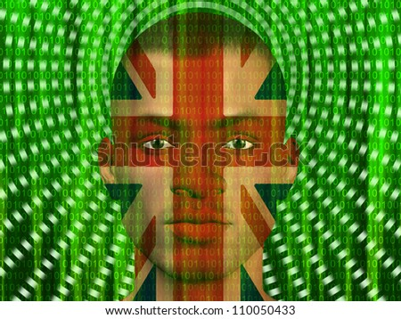 UK man with streaming binary