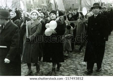 ukraine   circa 1963  an...
