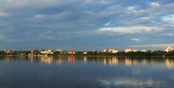 Ukraine, Ternopil or Tarnopol - Komsomol Lake