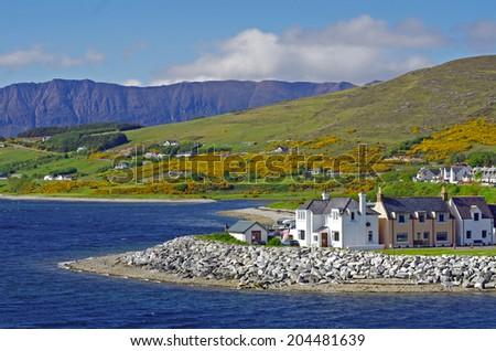 Ullapool in Springtime, Scotland #204481639