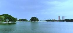 Ulsoor lake a tourist destination in Bangalore