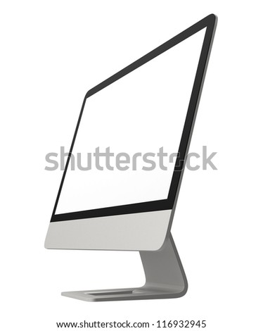 ultra slim desktop computer(side)