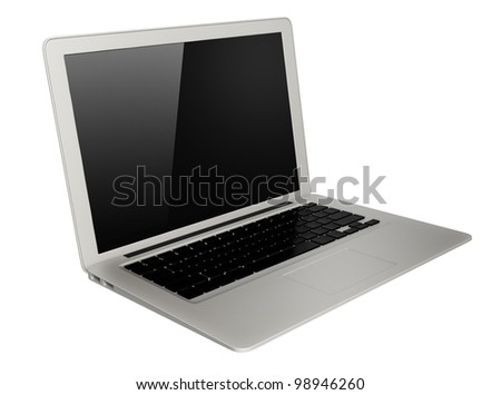 ultra thin stylish laptop