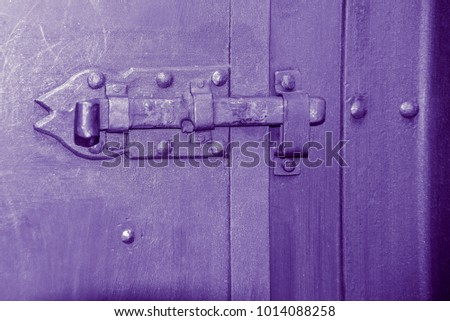 ultra violet   color of the...
