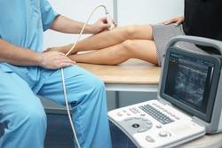 ultrasound girl vessels
