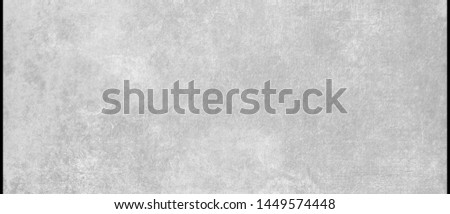 Ultrawide Grunge Seamless Grey Grunge Texture. Weathered Overlay Pattern Sample. Geometric Background. Old Paper Design #1449574448