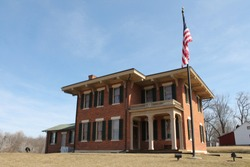 Ulysses S. Grant House in Galena, Illinois