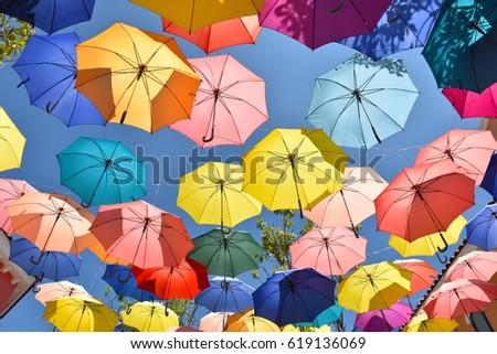 umbrella #619136069