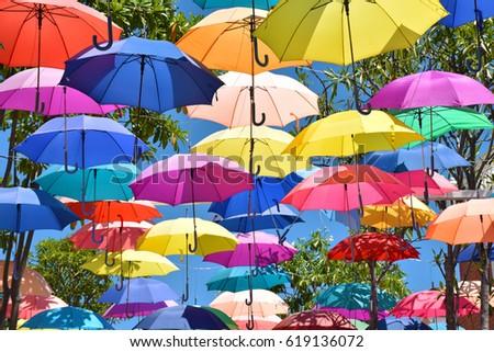 umbrella #619136072