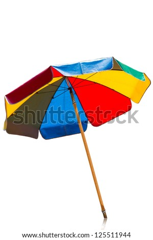 Umbrella color #125511944