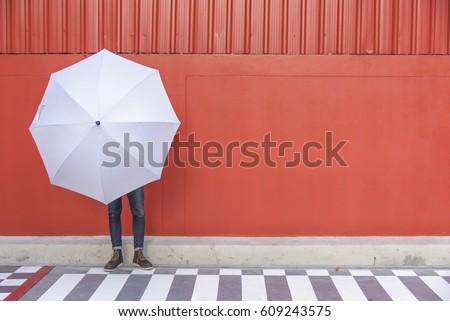 Umbrella Mockup #609243575