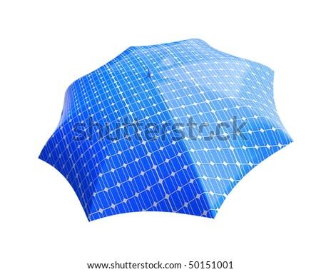 umbrella solar panel