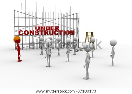 Under construction NEW concept