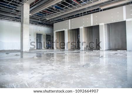 Under construction site #1092664907