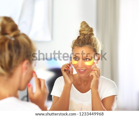 Under Eye Masks For Puffiness, Lines, Dark Circles.Eye patches.