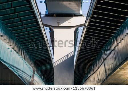 Under the bridge #1135670861
