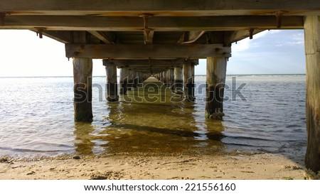 Under the Pier #221556160